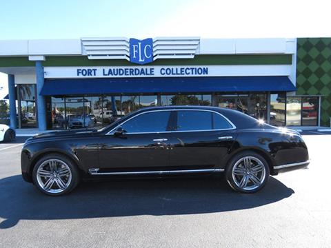 2013 Bentley Mulsanne For Sale in Lubbock, TX - Carsforsale.com