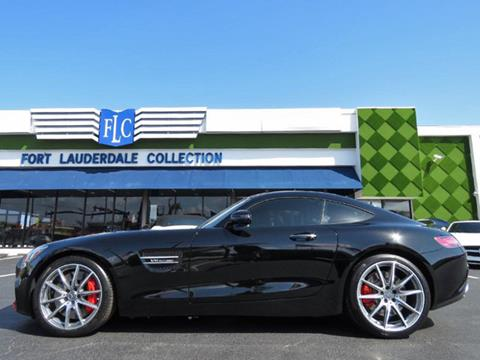 2016 Mercedes-Benz AMG GT For Sale in Nebraska - Carsforsale.com