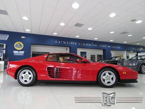 1991 Ferrari Testarossa for sale in Pompano Beach, FL
