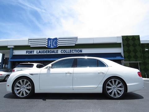 2014 Bentley Flying Spur for sale in Pompano Beach, FL