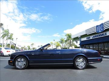 2009 Bentley Azure for sale in Pompano Beach, FL