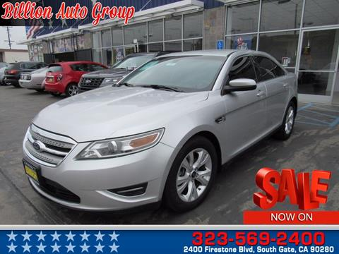 2011 Ford Taurus for sale in South Gate, CA