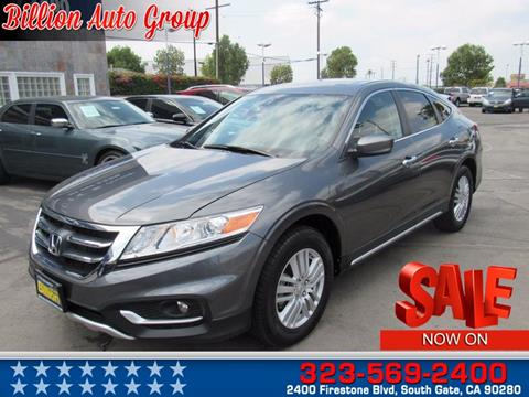 2014 Honda Crosstour for sale in South Gate, CA