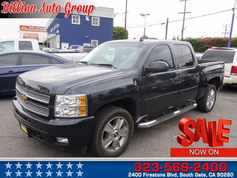 2012 Chevrolet Silverado 1500 for sale in South Gate, CA