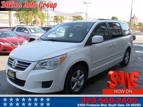 2011 Volkswagen Routan for sale in South Gate, CA