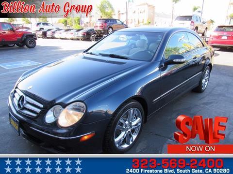 2007 Mercedes-Benz CLK for sale in South Gate, CA