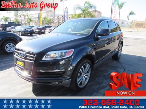2008 Audi Q7 for sale in South Gate, CA