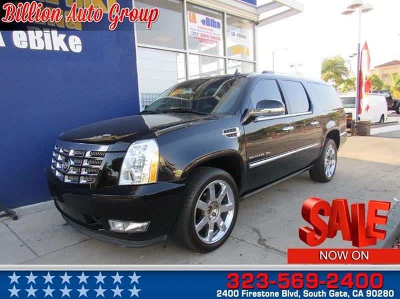 2011 Cadillac Escalade ESV Premium AWD