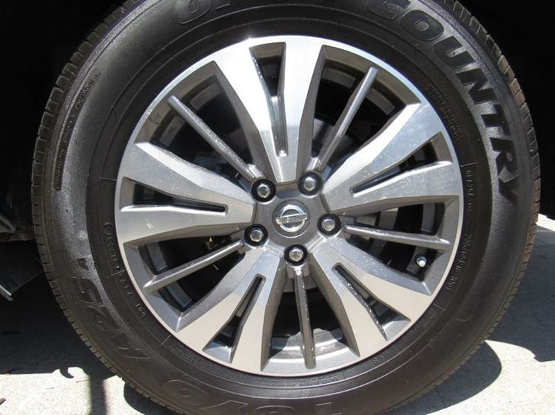 2017 Nissan Pathfinder Platinum 4x4