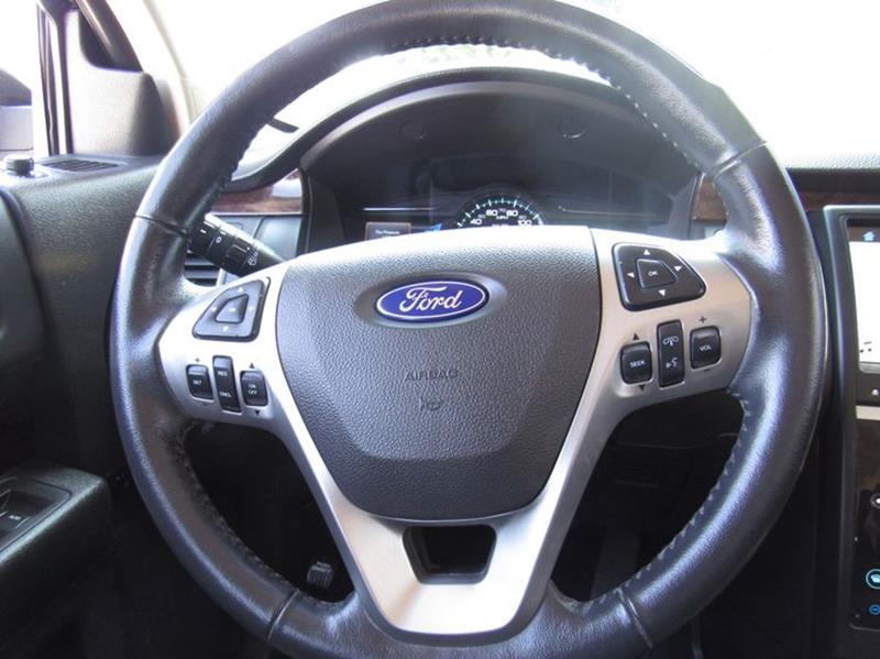 2016 Ford Flex Limited AWD