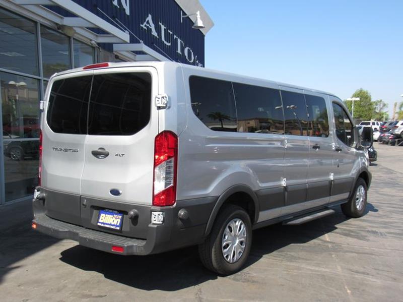 2016 Ford Transit Passenger XL