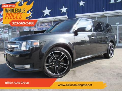 2015 Ford Flex for sale in South Gate, CA