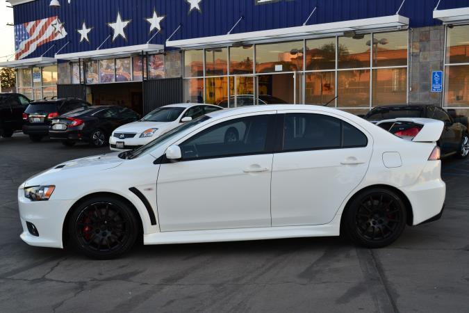 2012 Mitsubishi Lancer Evolution For Sale At Billion Auto Group In South  Gate CA