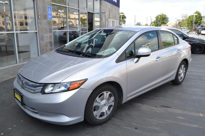 2012 Honda Civic For Sale At Billion Auto Group In South Gate CA