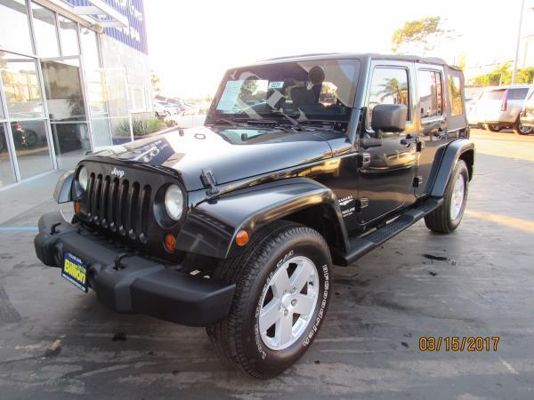 2007 Jeep Wrangler Unlimited Sahara In South Gate Ca Billion Auto