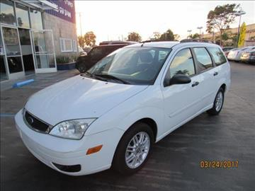 2006 Ford Focus for sale in South Gate, CA