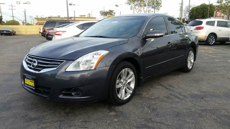 2011 Nissan Altima For Sale At Billion Auto Group In South Gate CA