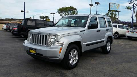 2012 Jeep Liberty for sale in South Gate, CA