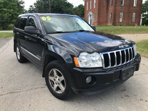 2005 Jeep Grand Cherokee for sale in Etna, OH