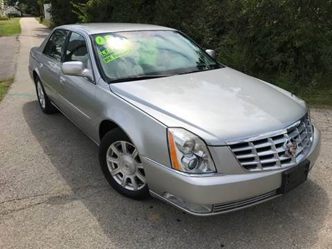 2008 Cadillac DTS for sale in Etna, OH