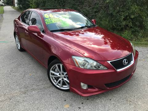 2006 Lexus IS 350 For Sale in Liberty, KY - Carsforsale.com