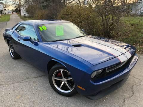 2010 Dodge Challenger For Sale >> 2010 Dodge Challenger For Sale In Ohio Carsforsale Com