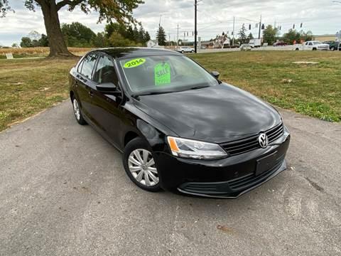 2014 Volkswagen Jetta for sale at ETNA AUTO SALES LLC in Etna OH