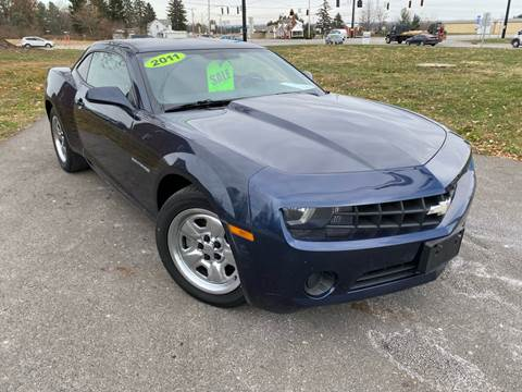 2011 Chevrolet Camaro for sale at ETNA AUTO SALES LLC in Etna OH