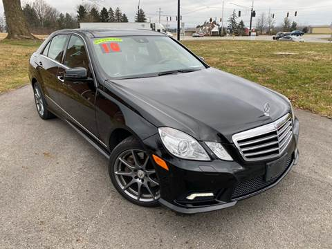 2010 Mercedes-Benz E-Class for sale at ETNA AUTO SALES LLC in Etna OH