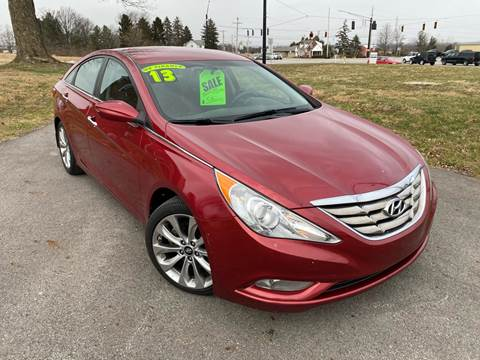 2013 Hyundai Sonata for sale at ETNA AUTO SALES LLC in Etna OH