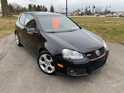 2008 Volkswagen GTI for sale at ETNA AUTO SALES LLC in Etna OH