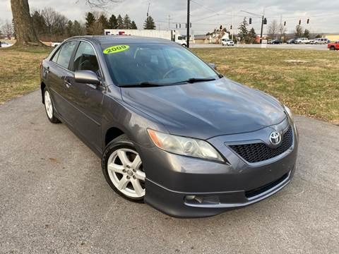 2009 Toyota Camry for sale at ETNA AUTO SALES LLC in Etna OH