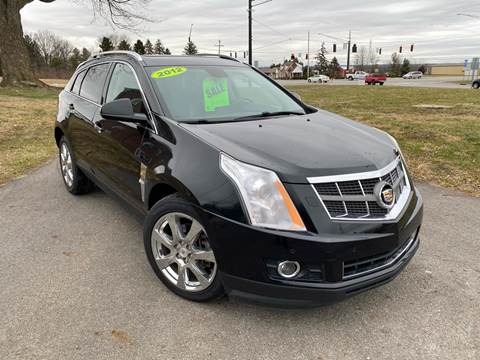 2012 Cadillac SRX for sale at ETNA AUTO SALES LLC in Etna OH