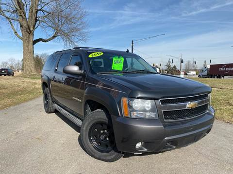 2010 Chevrolet Suburban for sale at ETNA AUTO SALES LLC in Etna OH