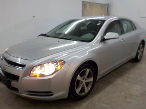 2011 Chevrolet Malibu for sale at Automotive Locator- Auto Sales in Groveport OH