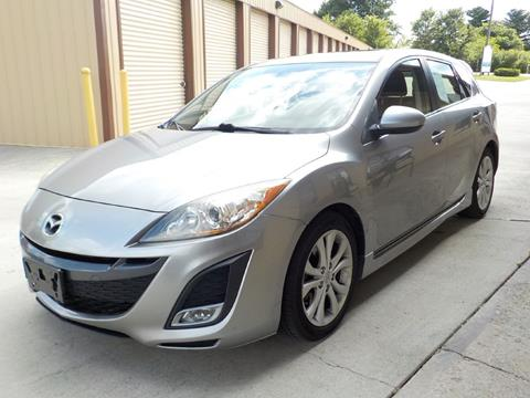 2011 Mazda MAZDA3 for sale at Automotive Locator- Auto Sales in Groveport OH