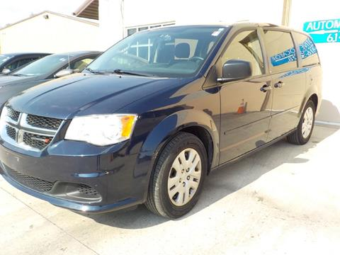 2013 Dodge Grand Caravan for sale at Automotive Locator- Auto Sales in Groveport OH