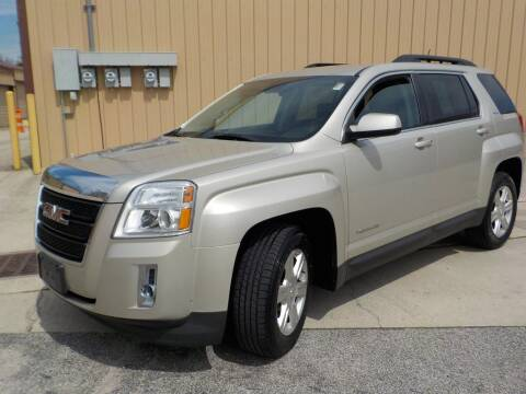 2015 GMC Terrain for sale at Automotive Locator- Auto Sales in Groveport OH