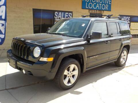 2014 Jeep Patriot for sale at Automotive Locator- Auto Sales in Groveport OH