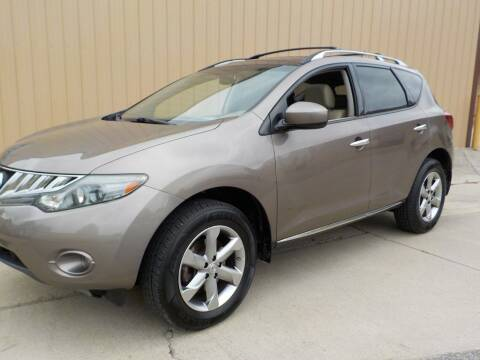 2009 Nissan Murano for sale at Automotive Locator- Auto Sales in Groveport OH