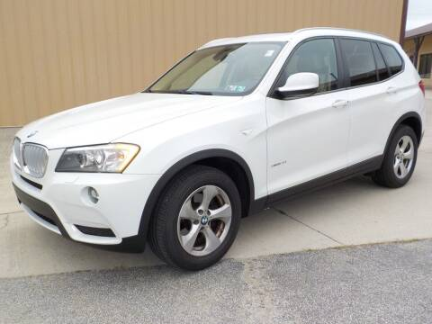 2011 BMW X3 for sale at Automotive Locator- Auto Sales in Groveport OH