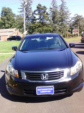 2008 Honda Accord for sale at Automotive Locator- Auto Sales in Groveport OH