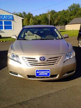 2007 Toyota Camry for sale at Automotive Locator- Auto Sales in Groveport OH