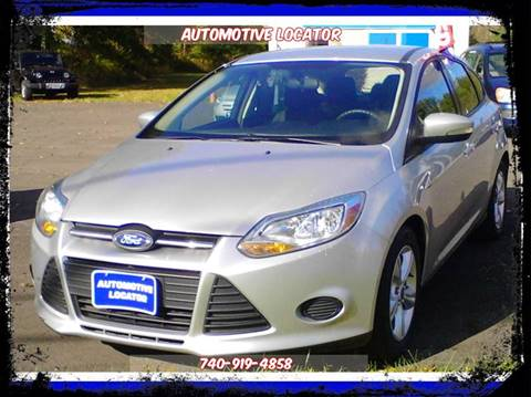 2013 Ford Focus for sale at Automotive Locator- Auto Sales in Groveport OH