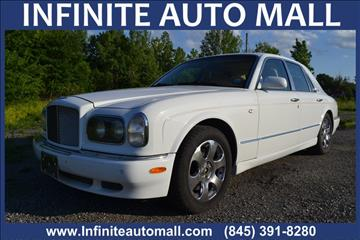 2001 Bentley Arnage for sale in New Windsor, NY