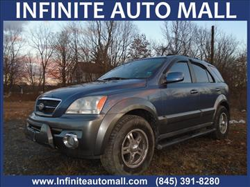 2005 Kia Sorento for sale in New Windsor, NY