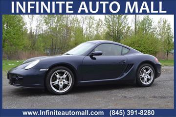 2008 Porsche Cayman for sale in New Windsor, NY