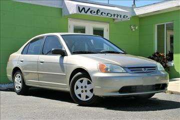 2003 Honda Civic for sale at Caesars Auto Sales in Longwood FL