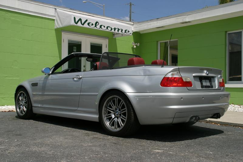 2003 BMW M3 for sale at Caesars Auto Sales in Longwood FL