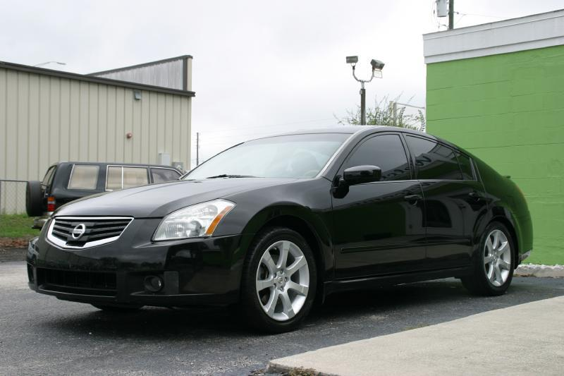 2008 Nissan Maxima for sale at Caesars Auto Sales in Longwood FL
